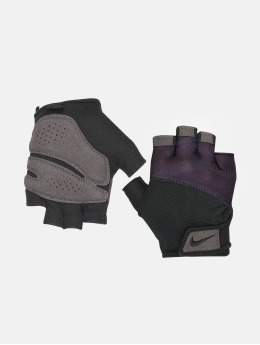 Nike Sports Gloves Printed Gym black
