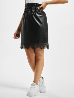 Noisy May Skirt nmMerta High Waist black