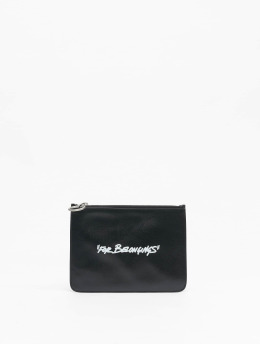 Off-White Bag Key Holder black
