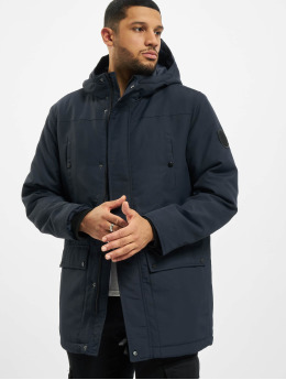 Only & Sons Parka onsPeter Techincal  blue