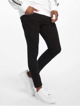 Only & Sons Skinny Jeans onsWarp Crop black