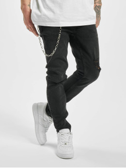 Only & Sons Skinny Jeans onsWarp black