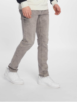Only & Sons Slim Fit Jeans WF Loom PK 2818 EXP gray