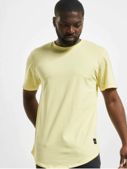 Only & Sons T-Shirt onsMatt Life Longy Noos yellow
