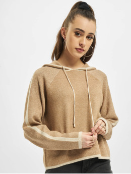Only Hoodie onlLila Life brown