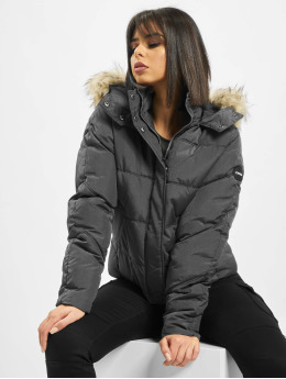 Only Puffer Jacket onlNorth  black
