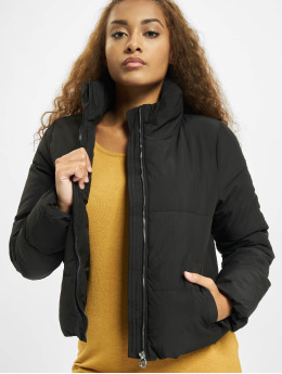 Only Puffer Jacket onlDolly Short Noos black
