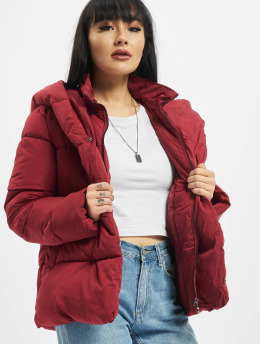 Only Puffer Jacket onlSara red