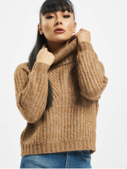 Only Pullover onlNew Chunky brown