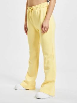Only Sweat Pant onlJoy Sweet Flared yellow