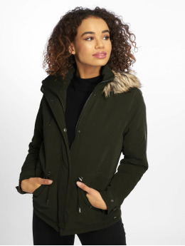 Only Winter Jacket onlNew Starlight olive