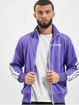 Palm Angels Lightweight Jacket Classic  purple