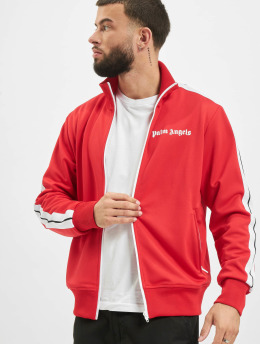 Palm Angels Lightweight Jacket Classic  red