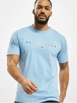 Pelle Pelle T-Shirt Colorblind  blue