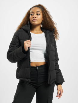 Pieces Puffer Jacket pcBee  black