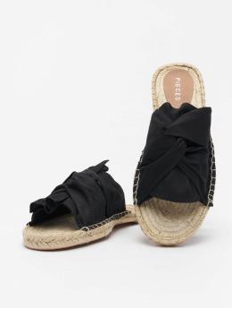 Pieces Sandals psAlira  black
