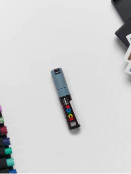 Posca Marker PC8K abgeschrägte Keilspitze grey gray