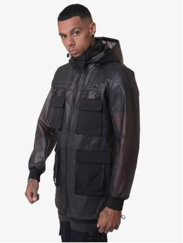 Project X Paris Lightweight Jacket Transparent  black
