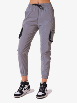 Project X Paris Sweat Pant Oversize Pockets gray