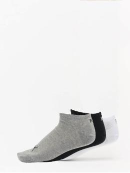 Puma Dobotex Socks 3 Pack Sneaker Plain gray