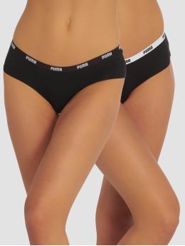 Puma Dobotex Underwear Iconic Hipster 2P black