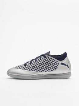 Puma Indoor Future 2.4 IT JR Socce silver