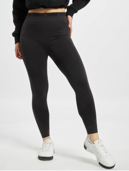 Puma Leggings/Treggings Evostripe Evoknit 7/8  black