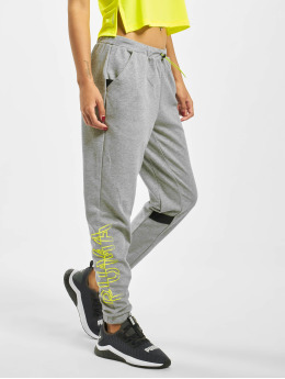 Puma Performance Jogger Pants Hit Feel It  gray