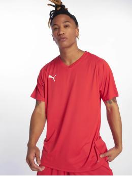 Puma Performance Soccer Jerseys Liga Core  red