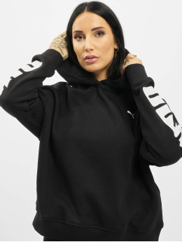 Puma Performance Sports Hoodies Rebel FL black
