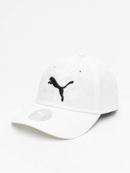 Puma Snapback Cap Essentials  white