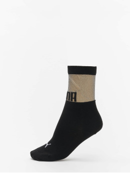 Puma Socks Selina Gomez Transparancy Top black