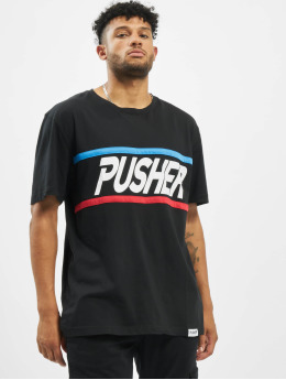 Pusher Apparel T-Shirt More Power black