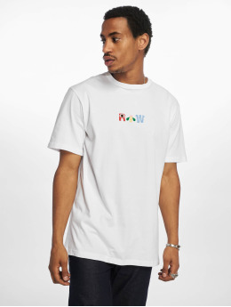Raised by Wolves T-Shirt R Bee white