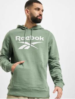 Reebok Hoodie Identity French Terry OTH Big Logo green