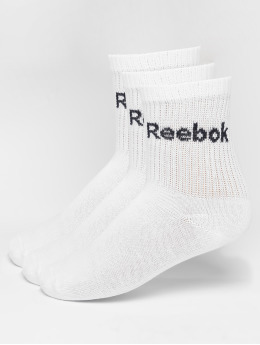 Reebok Socks Roy U Crew white
