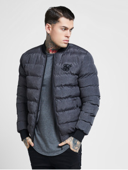 Sik Silk Puffer Jacket Aero gray