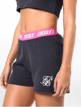 Sik Silk Short Gym gray
