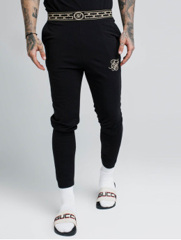 Sik Silk Sweat Pant Cartel Lounge black