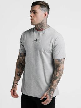 Sik Silk T-Shirt Basic Core  gray