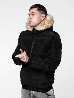 Sik Silk Winter Jacket Distance  black