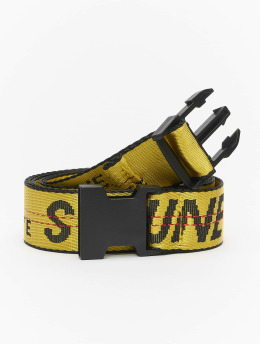 Sixth June Belt Woven yellow