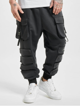 Sixth June Cargo pants Front Buckle Pocket black