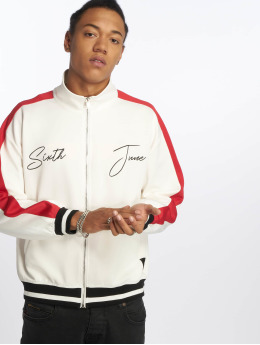 Sixth June Lightweight Jacket Side Bands white