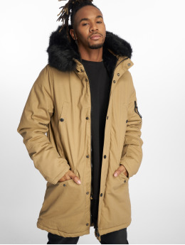 Sixth June Parka Fur beige