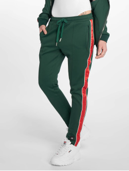 Sixth June Sweat Pant Satin Band green