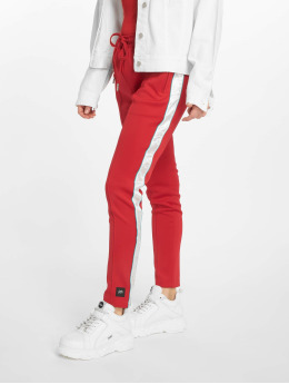 Sixth June Sweat Pant Satin Band red