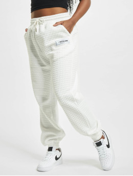 Sixth June Sweat Pant Waffle  white