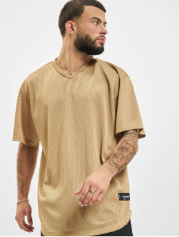 Sixth June T-Shirt Mesh  beige
