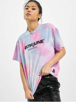 Sixth June T-Shirt Tie Dye pink